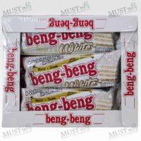 Wafer Cream White Chocolate Coconut- Beng-Beng (22g x12)
