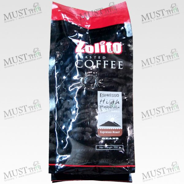 Coffee Beans Espresso High Mountain – Zolito (500g)