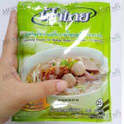 Seasoning Powder for Making Noodle Sukiyaki Hotpot Soup – Fa Thai (165g)