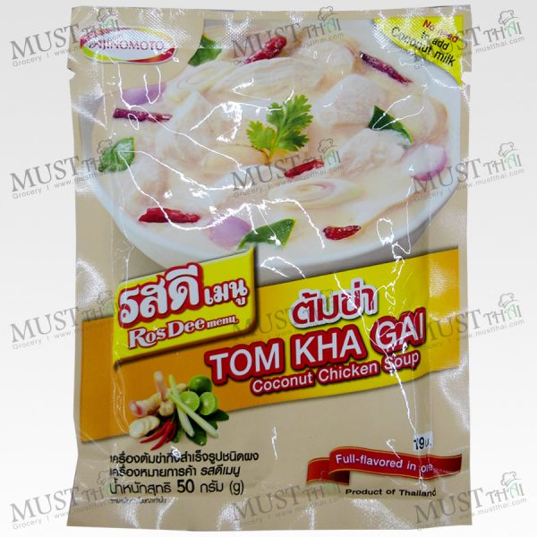 Tom Kha Powder – Rosdee (50g)