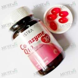 Coenzyme Q10 30mg - Vistra 30Capsules