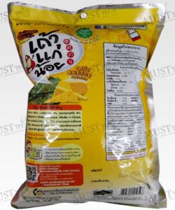 Taokaenoi Crispy Fried Seaweed Cheese Flavor 32 g