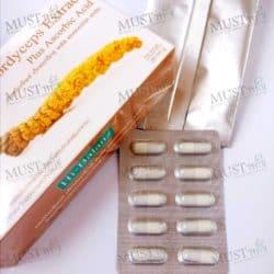 Hi-Balanz Cordyceps Extract plus ascorbic acid
