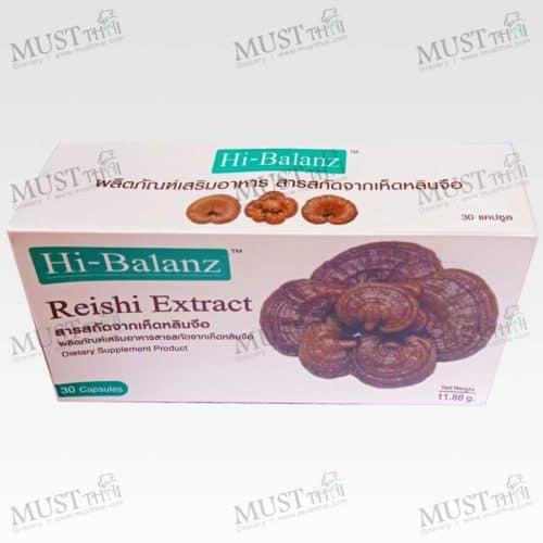 Hi-Balanz Reishi Extract 30 capsules