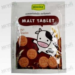 Malt Tablet Sweetened Flavoured - Roscela (20g)