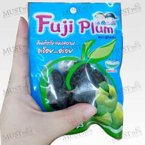Fuji Plum Dried Plum 5 Taste 50g