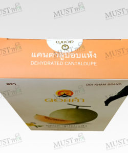 Doi Kham Dehydrated Cantaloupe fruit Snack