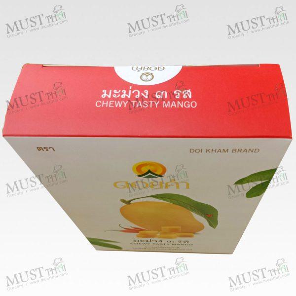 Doikham Dehydrated Chewy Testy Mango 100g