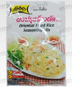 Oriental Fried Rice Seasoning Mix Powder - Lobo (25g)