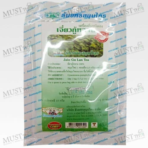 Thanyaporn Herbs Thai Tea Jaio Gu Lan