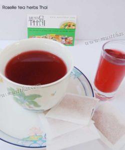 Thanyaporn Herbs Thai Roselle Tea,