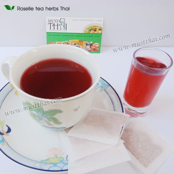 Thanyaporn Herbs Thai Roselle Tea,