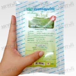 Lemon grass tea herbs – Thanyaporn (Pack of 1.5g x 20 Teabags)