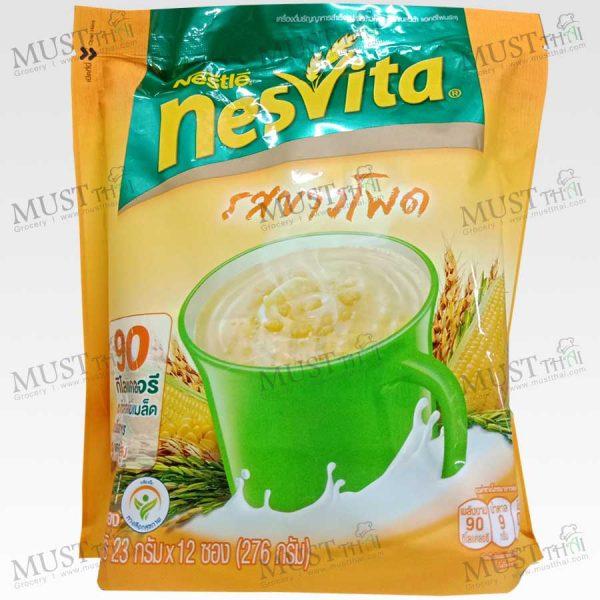Nesvita Actifibras Corn Flavor Instant Cereal Beverage
