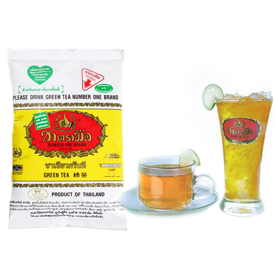 Green Tea Number One 200g Thai Grocery Online,Tiling A Shower Curb Without Bullnose