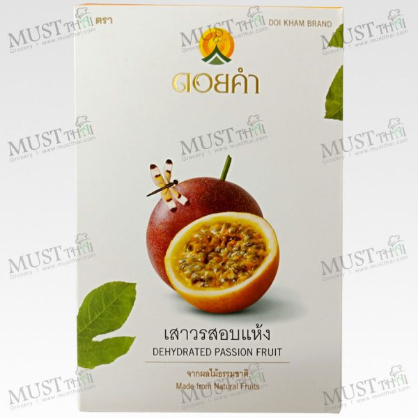 Doi Kham Dehydrated Passion fruit