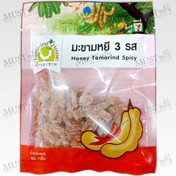 Honey Tamarind Spicy 45g Tamarind House