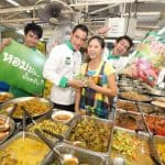 Thai Street food by : Instant Seasoning Knorr