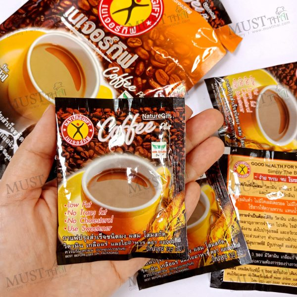 NatureGift Coffee Mix with Fiber and Ginseng 5 sachets