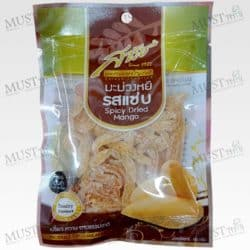 Sarach Spicy Dried Mango Thai 60g