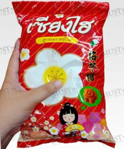 Shanghai Candy with Plum Flavoured.