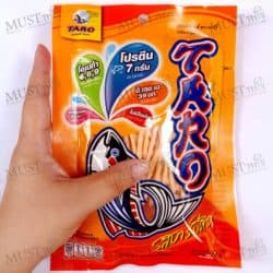 Taro is fish snack BBQ Flavoured 30 g