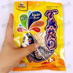 Taro is fish snack Spicy Flavoured 30 g