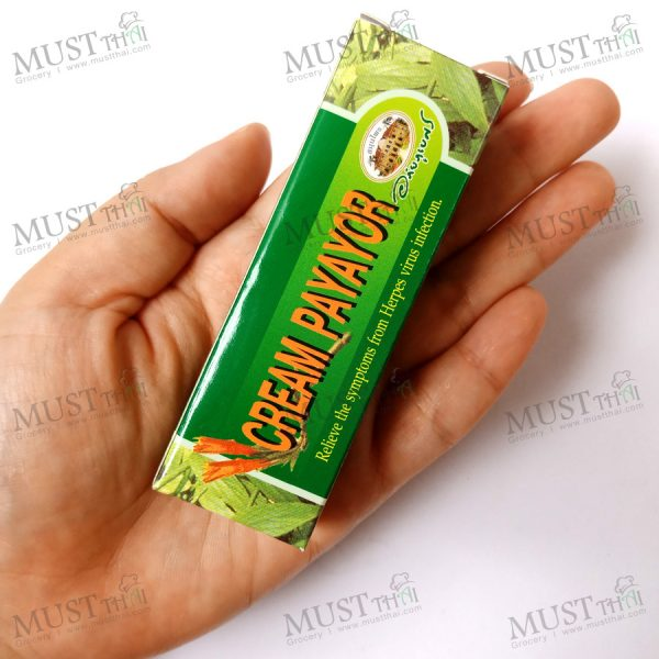 Abhaibhubejhr Payayor Cream (10g)