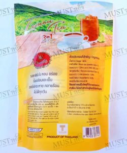 Chatramue 3in1 Lemon Tea Hot & Cool pack of 5 sachets