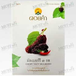 Doi Kham Mulberry Chewy Tasty Fruit Doi Kham