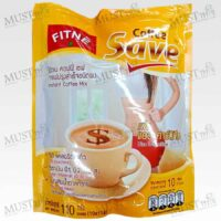 Finté Coffee Save with L-carnitine. Instant Coffee Mix 50 Calories