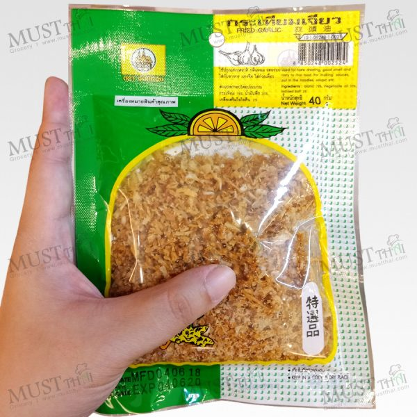 Fried Garlic Golden Edge 40 g