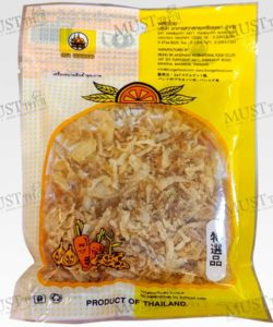 Fried Red Onion Golden Edge 40 g