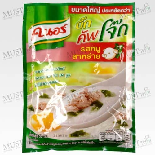 Knorr BIG Cup Jok Pork and Seaweed 55g