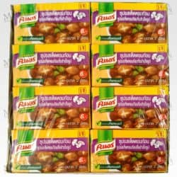 Knorr Cubes Shitake vegetarian box of 24