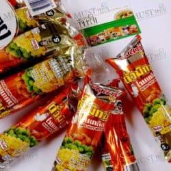 Koh Kae crispy with salt