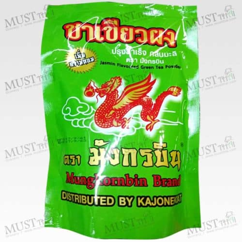 MungKornBin Jasmin Flavoured Green Tea Powder 200 g