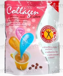 NatureGift Instant Coffee with Collagen Vitamins & Minerals 5 sachets