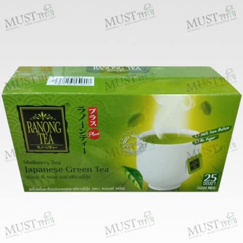 Ranong Tea Mulberry Tea with Japanese Green Tea