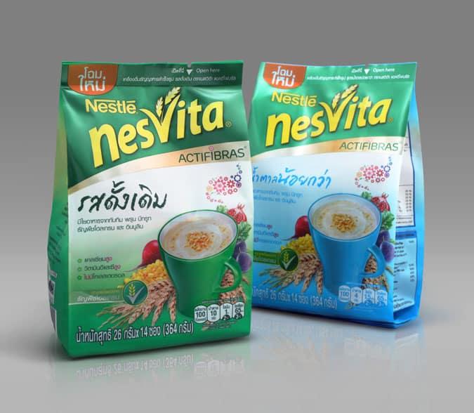 Nesvita Actifibras Cereal Drink