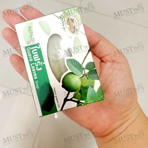 Abhaibhubejhr Guava Leaves Soap 100 g