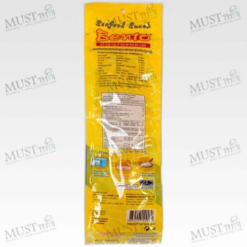 Bento Barbeque Flavou Fish Snack 15 g