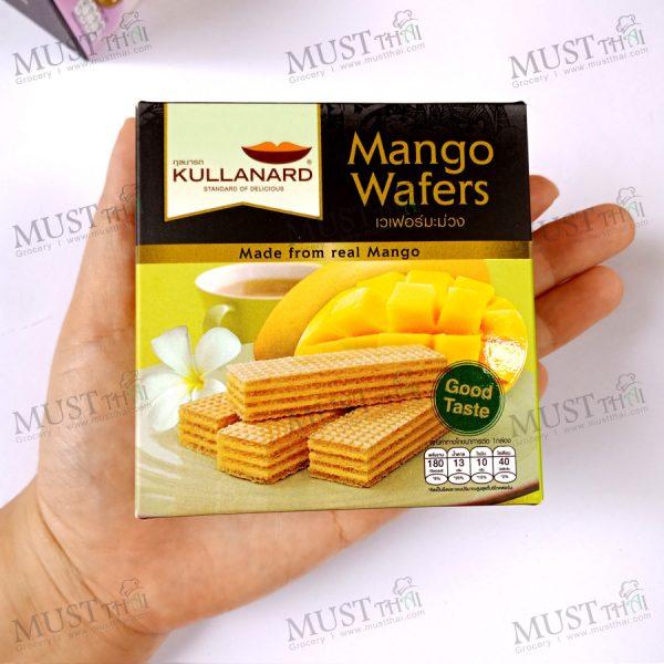 Kullanard Mango Wafers 40g