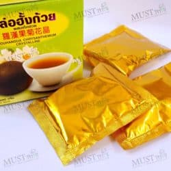 Louhangua Chrysanthemum Mixed Crystalline Tea herb