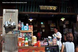 Original Thai Tea and coffee