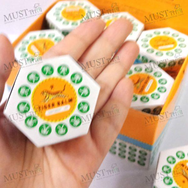 Tiger Balm HR Balm White Ointment 10g box of 12