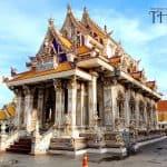Hall Benjarong Wat Pariwas