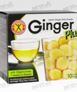 NatureGift Ginger Plus taste of Premium Ginger Drink.