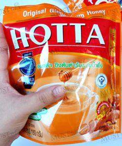 HOTTA Original Ginger with Honey Instant Ginger