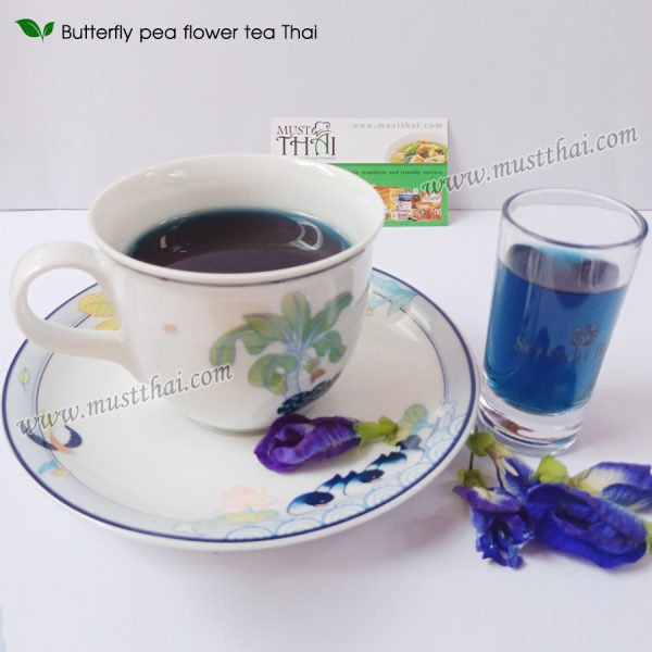 MungKornBin Jasmine Butterfly Pea Tea Powder